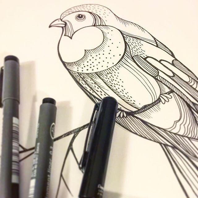Lots of sketching