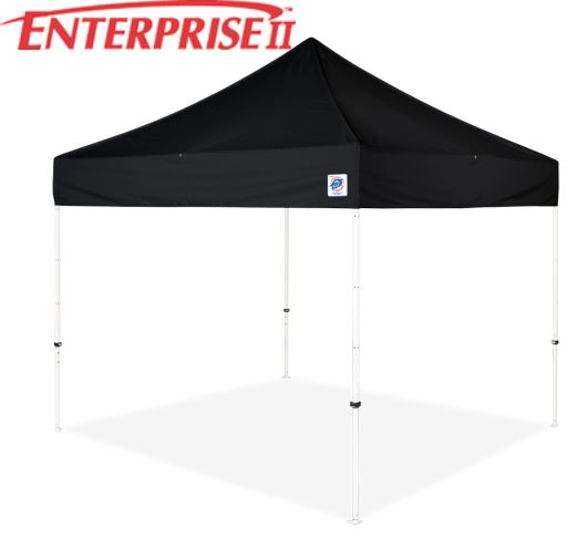 Enterprise II E-Z UP Shelter - Van Raalte & Co., Inc Authorized Distributors - 800-286-0030