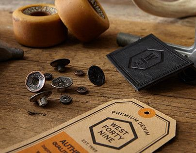 "Consulta este proyecto @Behance: ""WEST 49 - DENIM BRANDING"" https://www.behance.net/gallery/20109493/WEST-49-DENIM-BRANDING"