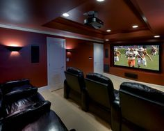Amazing 27 Awesome Home Media Room Ideas U0026 Design(Amazing Pictures Part 26