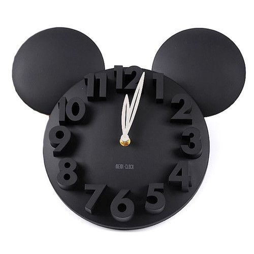 Mickey Mouse Disneyrama Wall Clock For Sale on Ebay Click Pic to View...Click Buy it Now to own!