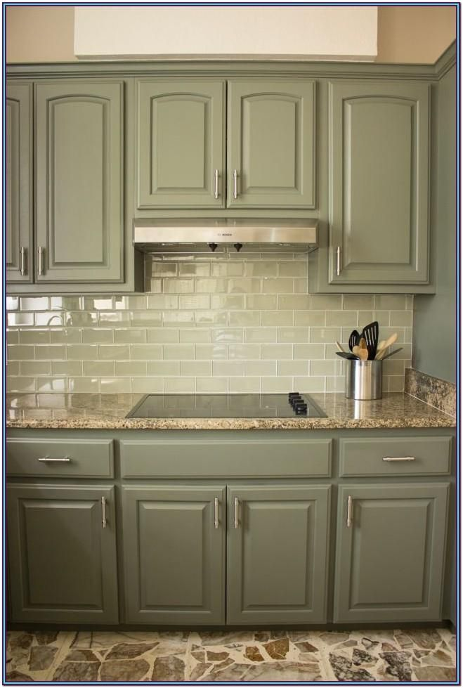 Kitchen Cabinet Paint Color Ideas Pinterest Green Kitchen Cabinets Painted Kitchen Cabinets Colors Kitchen Cabinets Before And After