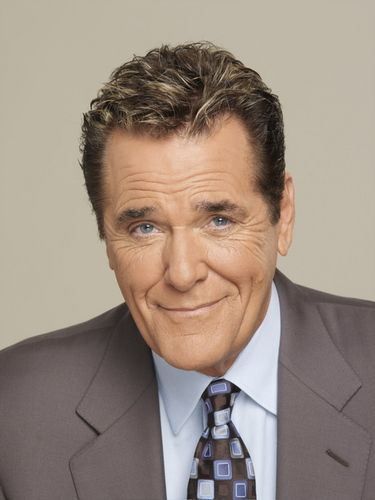 US game-show host Chuck Woolery turns 74 today - he was born 3-16 in 1941. He was the original host of Wheel of Fortune.