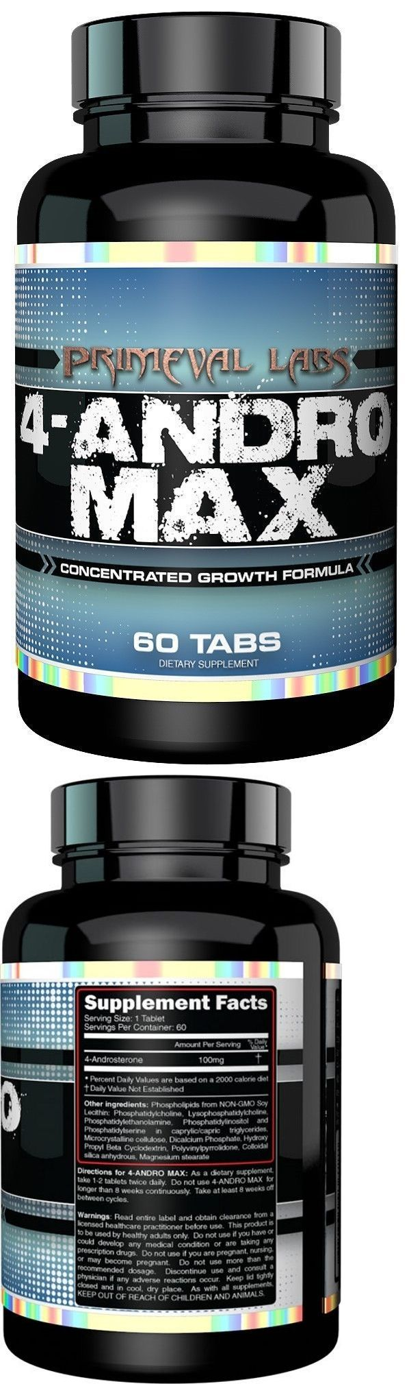 Protein Shakes and Bodybuilding: Primeval Labs 4 Andro Max (New) Fast, Free Shipping! Supplements, Bodybuilding -> BUY IT NOW ONLY: $52.95 on eBay!