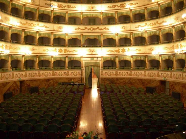 Teatro Bonci. Cesena
