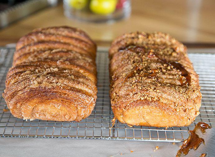 Cinnamon & Sugar Pull Apart Bread | FOOD | Pinterest