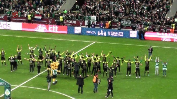 Final do jogo  | Final Four Taça CTT 2018