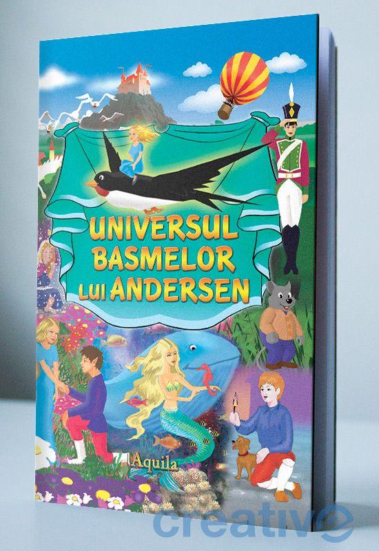Faceți cunoștință cu cele mai iubite personaje din basmele lui Hans Christian Andersen care vă poartă în lumea fantastică a poveștilor copilăriei. Din cuprins: Degețica, Fetița cu chibrituri, Hainele cele noi ale împăratului, Lebedele, Mica Sirenă, Soldatul de plumb, Privighetoarea împăratului.