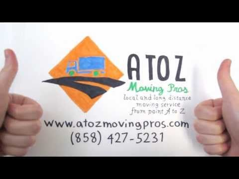 Movers San Diego - Moving Companies San Diego - Movers. AtoZ