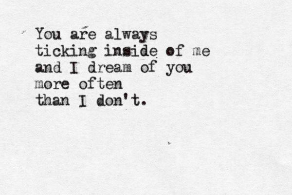 """""""Unrequited Love Poem"""" by Sierra DeMulder."""