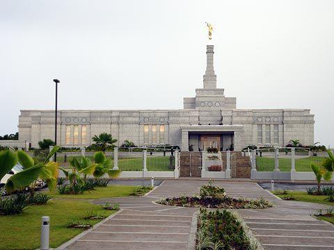 Suva Fiji LDS Temple #LDStemples #MormonTemples