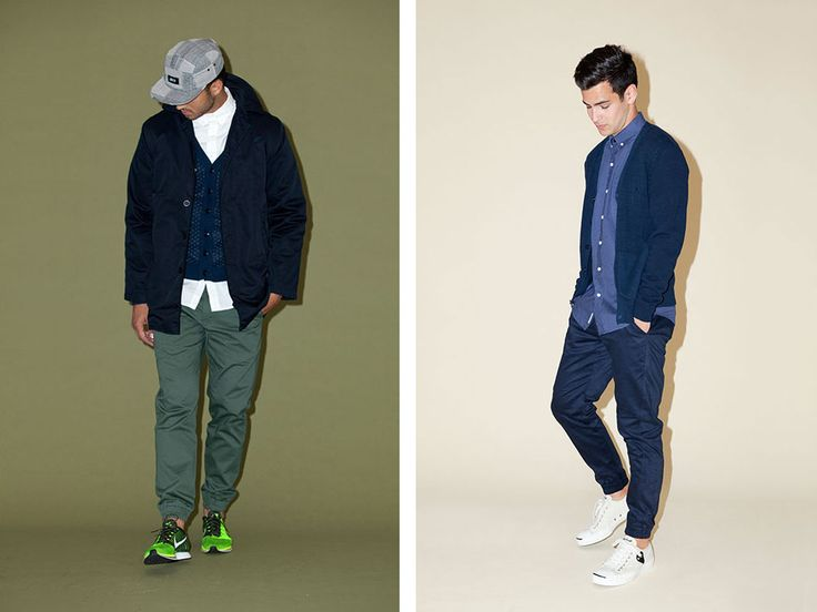 Publish Jogger Pant Collection Lookbook