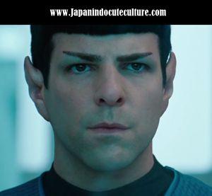 Review Film Star Trek Into Darkness, Kisah Seru Perjalanan Luar Angkasa ~ Japanindo Cute Culture