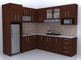 Kitchen Set Minimalis Jual Set Ruang Dapur Minimalis