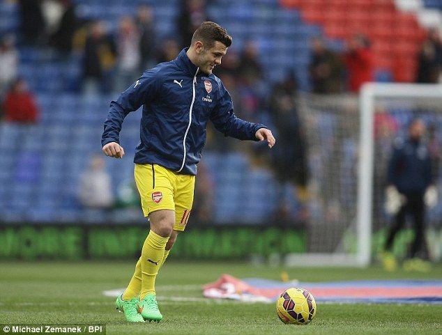 Jack Wilshere undergoes 'minor' ankle surgery, reveals Arsene Wenger #dailymail
