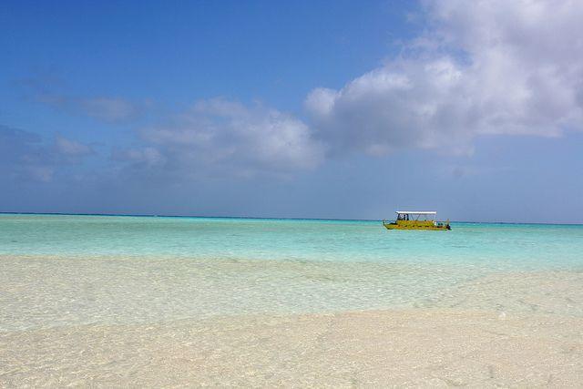 """El paraíso turquesa en """"versión Islas Cook"""" - 101 Lugares increíbles"""