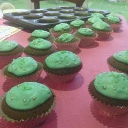 Easy Icing (For Cupcakes) @ allrecipes.com.au - sickly sweet icing