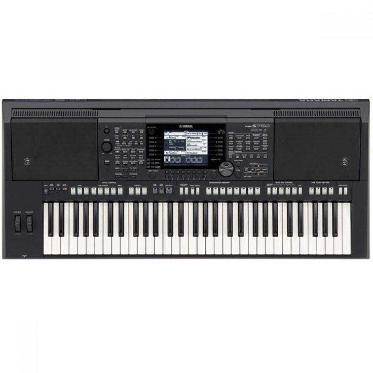 Teclado Yamaha PSR S750 Worldwide shipping #Music
