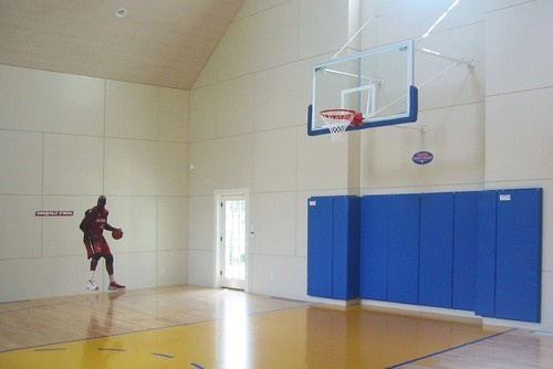 Pin By Christy Frew On House Indoor Basketball Pinterest