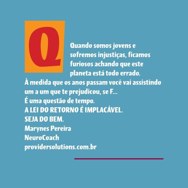 Note with content: Lei do retorno