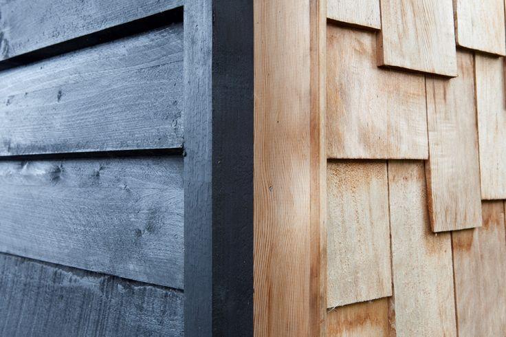Best 25 cedar cladding ideas on pinterest cedar for Cedar shingle shed