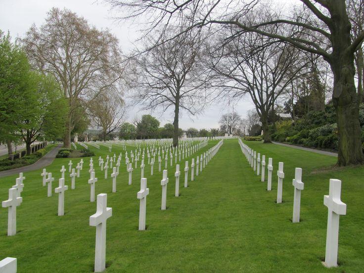 American Cemetery, Suresnes, France