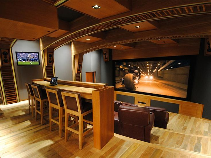 Good CEDIA 2012 Home Theater Finalist: Wall To Wall Performance