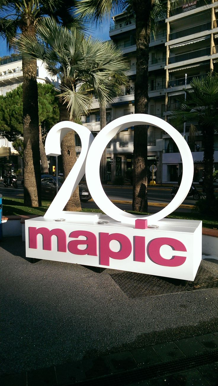 The Design International team was at MAPIC in November