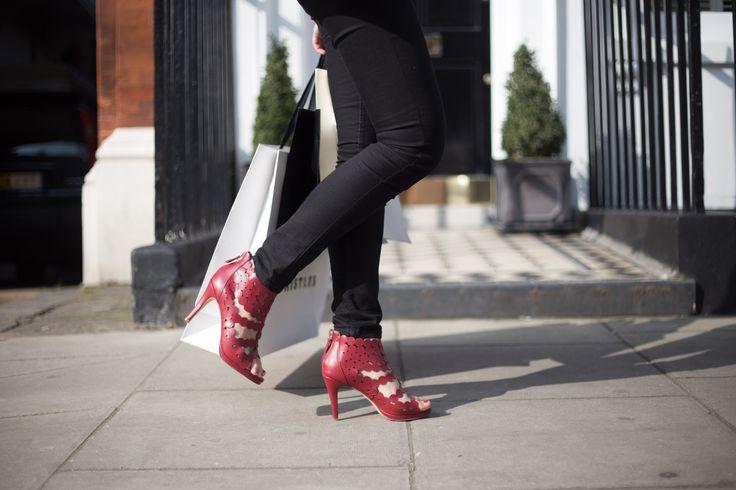 Comfortable Heels for City Walks