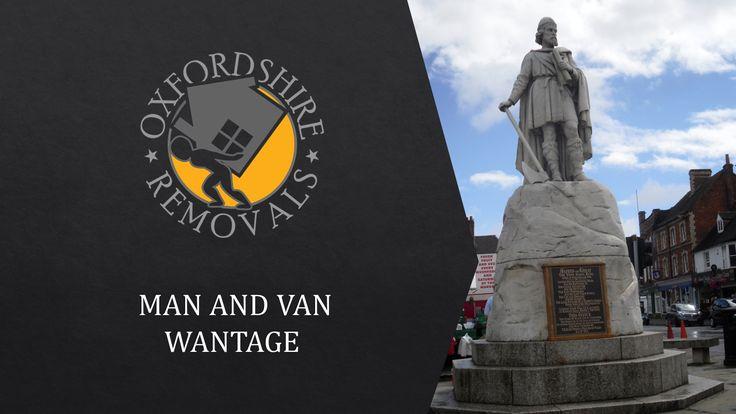 Man and Van Wantage