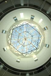 Hexagonal Wave -- by Reuben Margolin