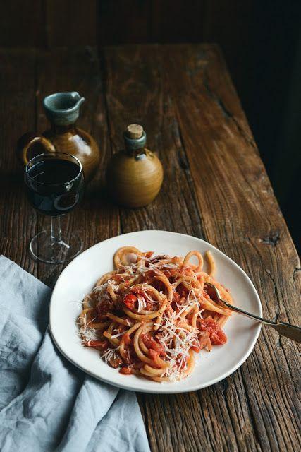 Bucatini all'Amatriciana I From the Kitchen