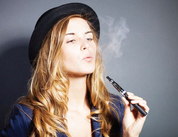 Awas bahaya rokok elektronik