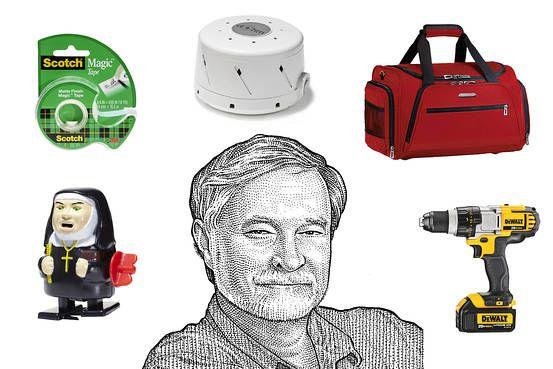 Author Erik Larson's Favorite Gadgets