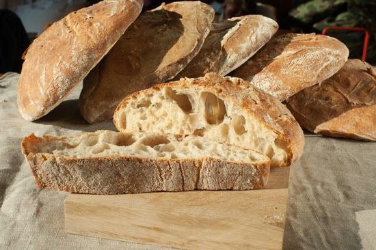 Rustic Sour Dough Loaf