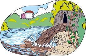 Resultado de imagen para medio ambiente contaminado animado