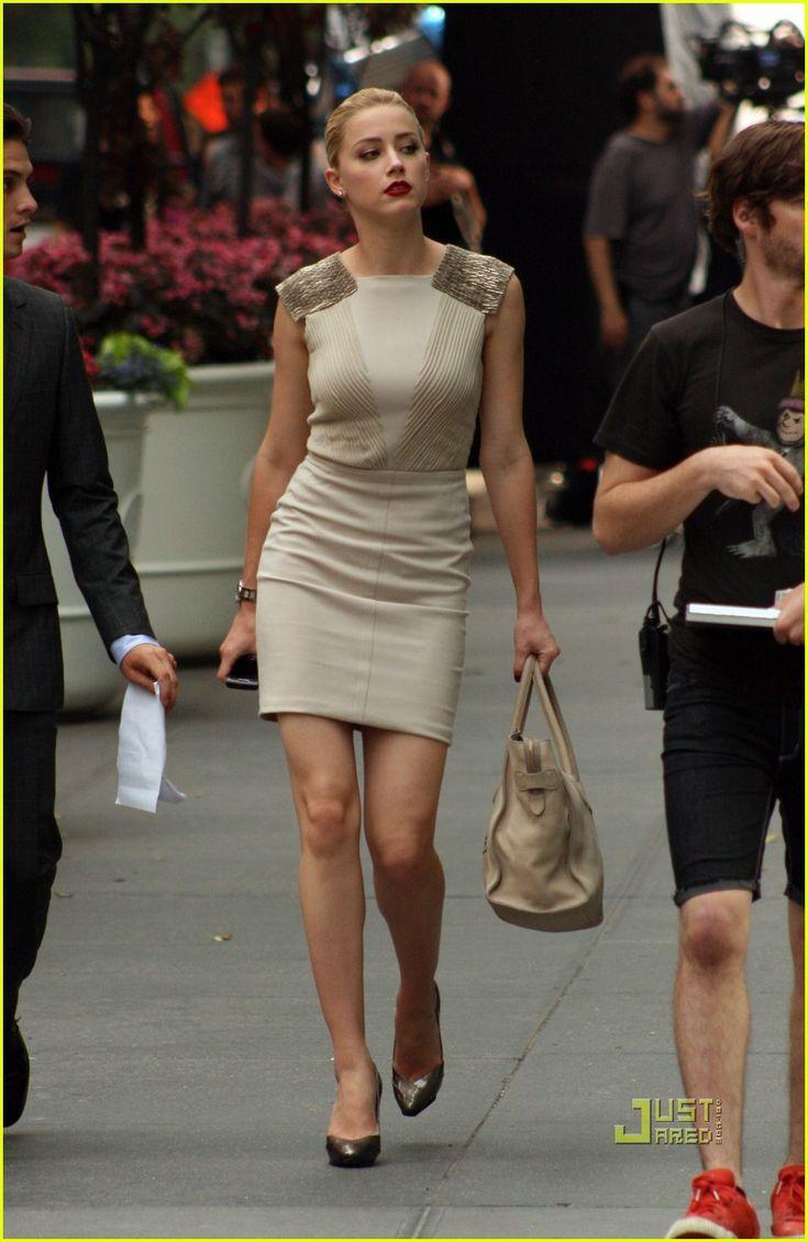 Amber Heard. Flawless.