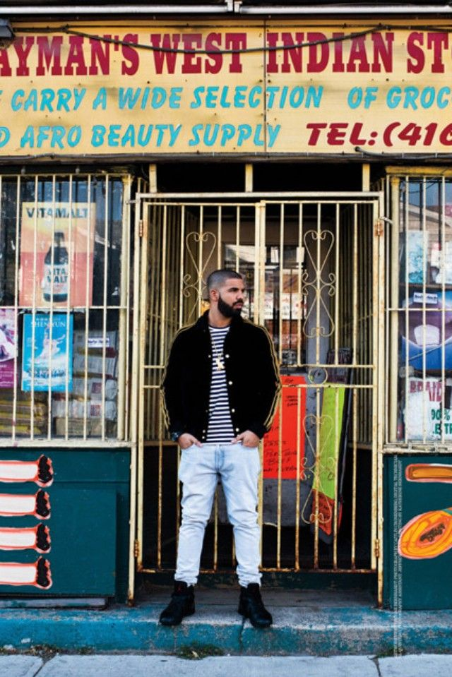 0e6a9a42456 Drake - Shoot for the Art Issue of W Magazine on in 2019