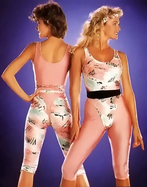Image result for 80s workout thong