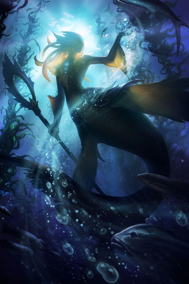 League of Legends - Nami Teaser