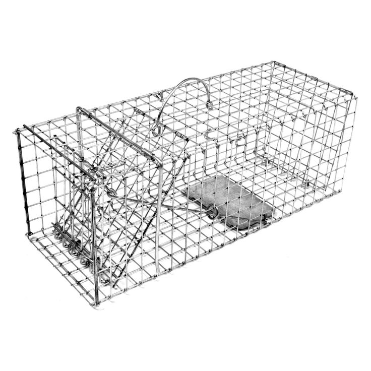 Tomahawk Original Series Collapsible Trap for Skunks/Possums/Prairie Dogs - 204