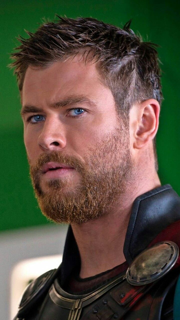 Pin Von Thomas Auf Marvel Chris Hemsworth Chris Hemsworth Thor Frisur Und Bart