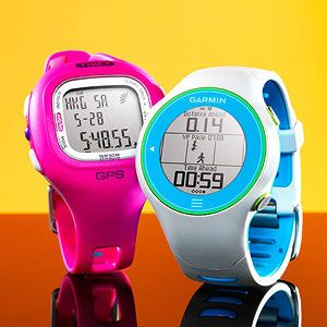 I never go to the gym with out my heart rate monitor. Do your research on what watch is best for your style!