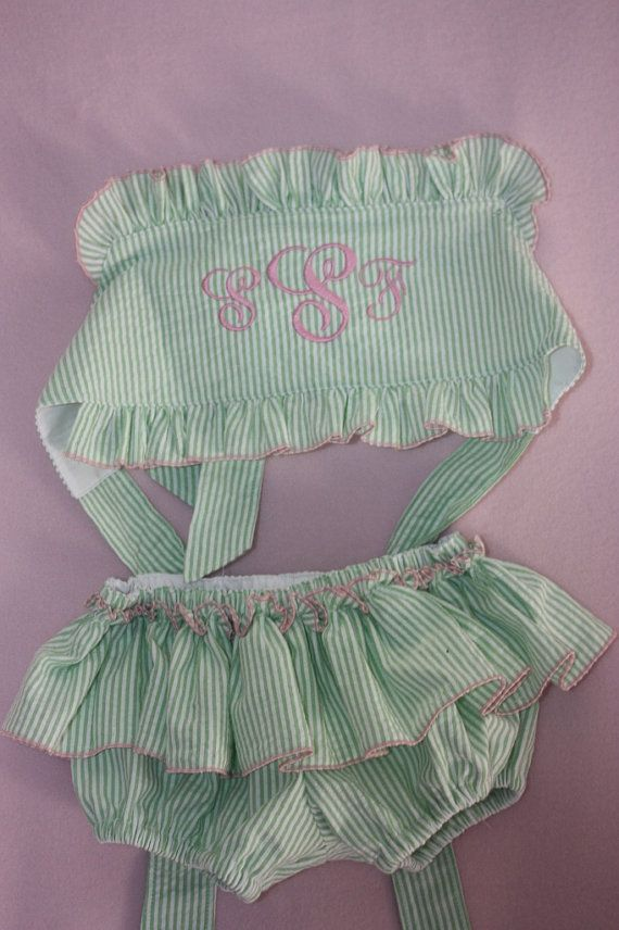 2 piece swimsuit for you little Girl by darceylanedesigns on Etsy, $30.00