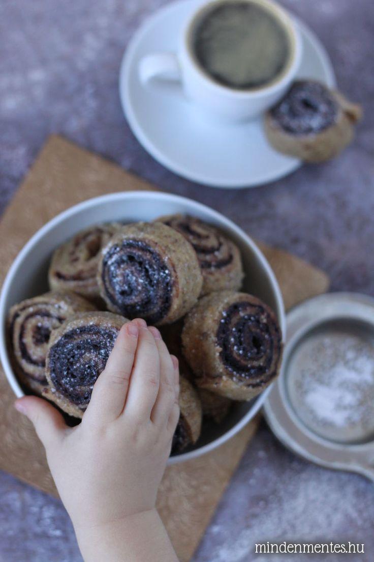 Gluténmentes kakaós csiga (IR-barát, vegán) - Nóri mindenmentes konyhája