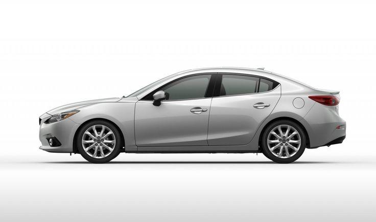 Mazda 3 2014 Sedan White