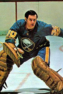 Legends of the Buffalo Sabres - Joe Daley.