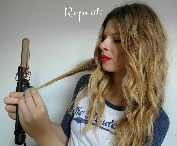 Tutorial: How To Do Boho Curls