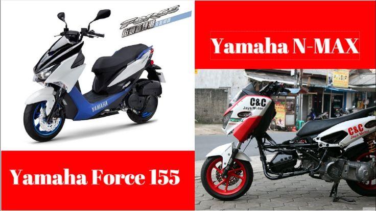 Yamaha Force 155 Muncul Sebagai Saudara Baru Nmax 155! Lihat Review dan ...
