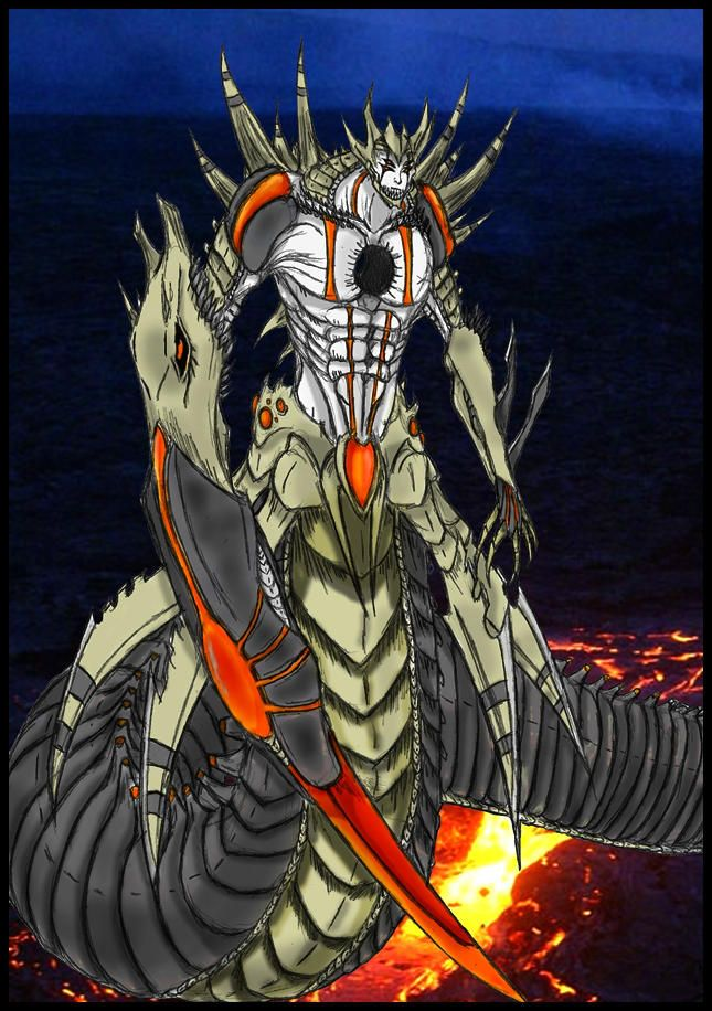 God of the Hollow by Arrancarfighter bad guy Bleach